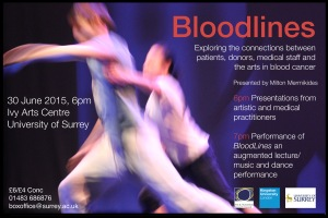 Bloodlines Ivy Flyer A3